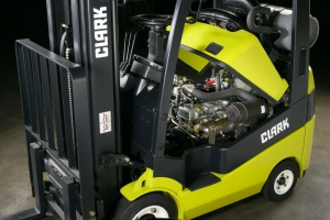 Clark Internal Combustion Forklifts