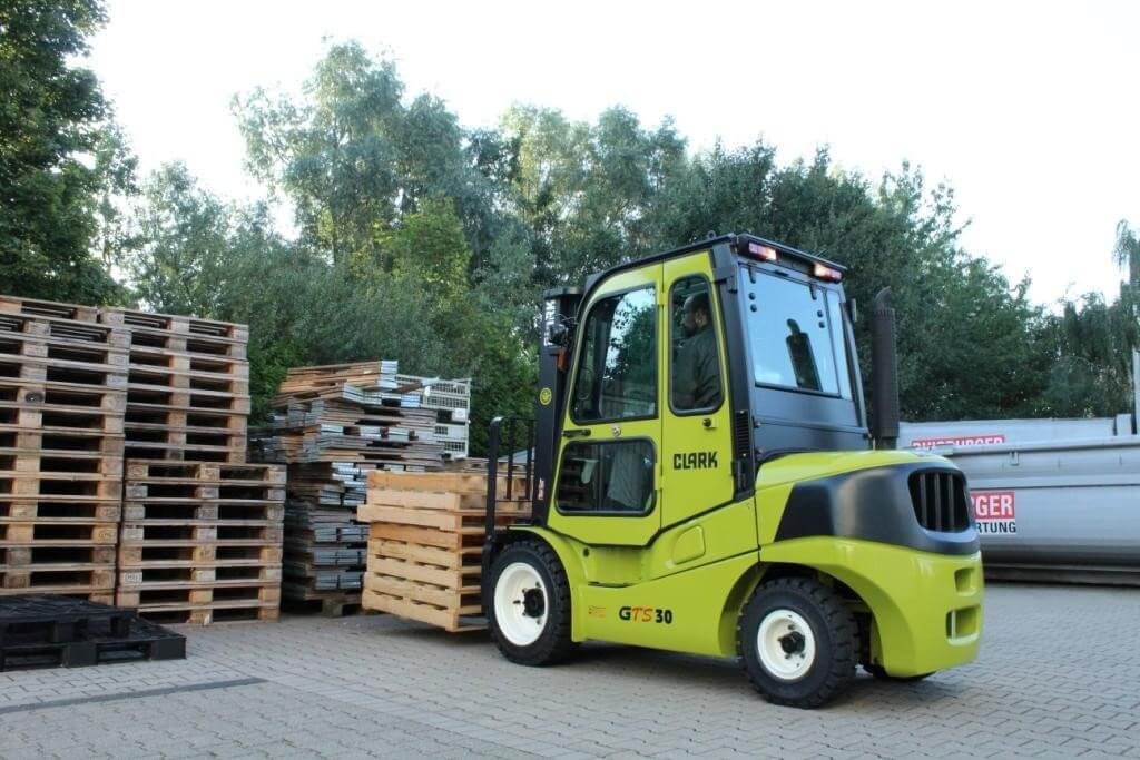 GTS20-33 Application Forklift (Large)
